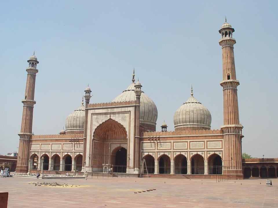 Wielki Meczet w Delhi - co warto zobaczyć w Indiach