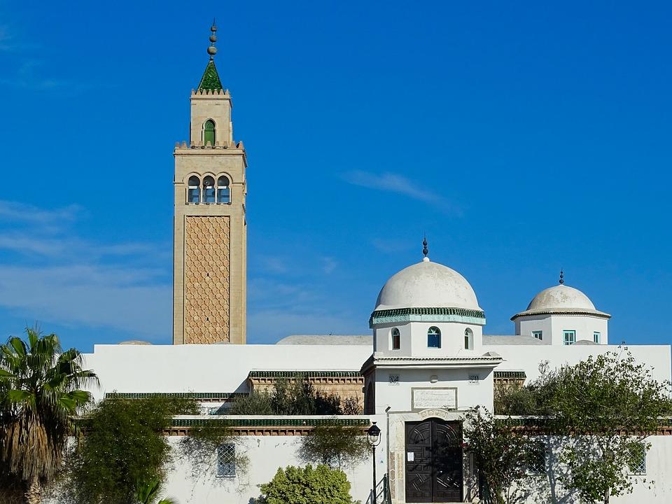 Tunis jedno z miast w Tunezji które warto zobaczyć
